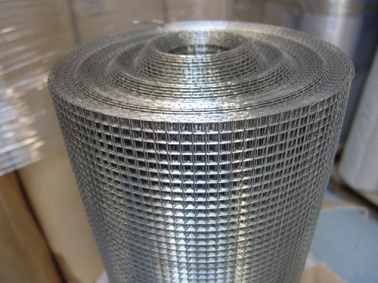 1×1 Stainless Steel Welded Mesh Sheets Low Carbon Iron Wire 300~2500mm Width
