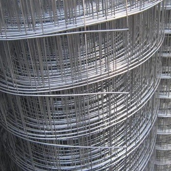 Electric Galvanized Welded Wire Mesh Fence Panel 1/2 Inch For Construction